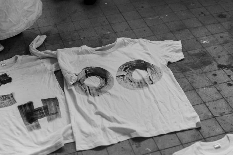 The original ChOOse Peace MimiMalist T-Shirt
